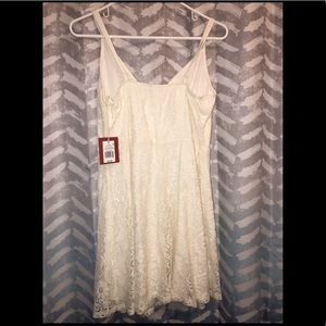 Mossimo Supply Co. Dresses - Ivory Lace Dress